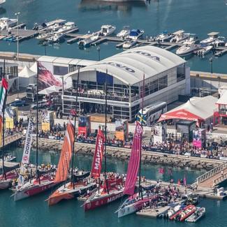 Volvo Ocean Race Auckland Base