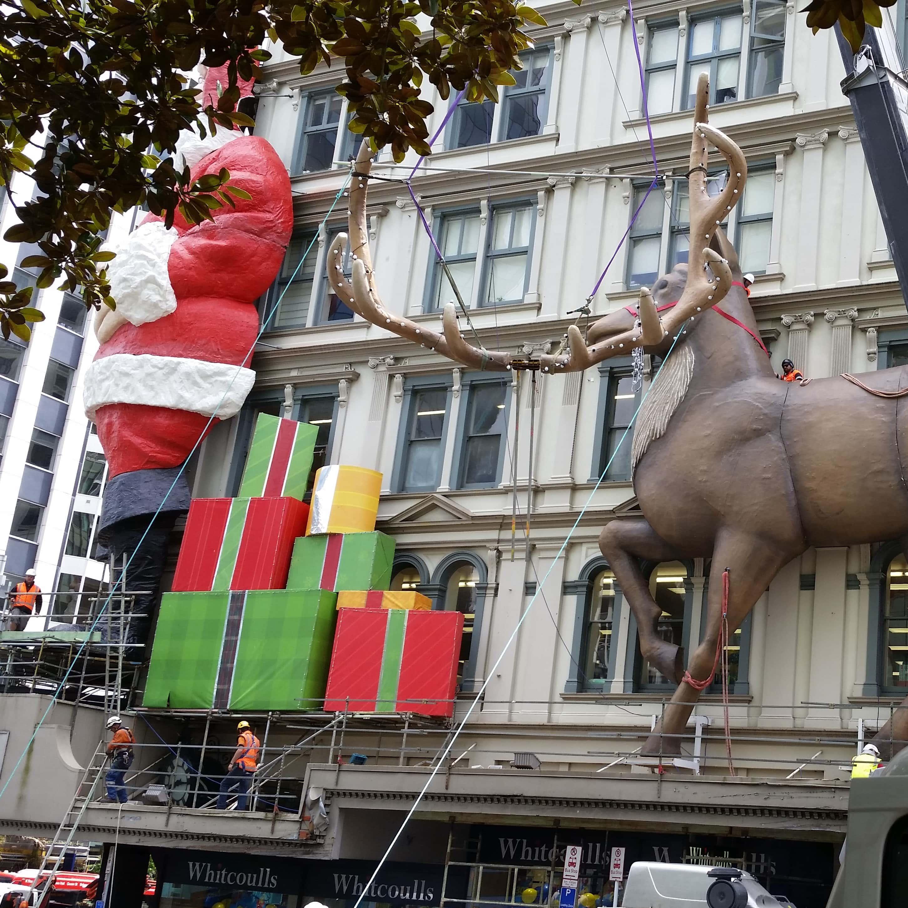Santa Elevation Special Project